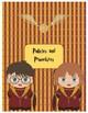 Harry Potter Wizarding Sub Binder