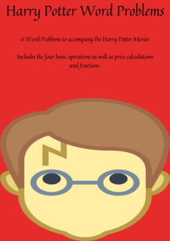 Harry Potter Word Problems