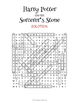 Harry Potter Word Search