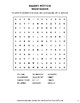 Harry Potter - Word Search Puzzles, Scramble,  Secret Code,  Crack the Code