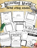 Harry Potter Writing Activities and Prompts (Hogwarts)