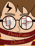 Harry Potter Writing Prompts for Critical Thinking