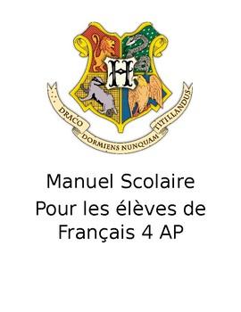 Harry Potter à l'école des sorciers:  Full Suite of Unit Materials