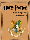 Harry Potter and English Grammar Board Game