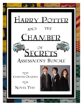 Harry Potter and the Chamber of Secrets Assessments