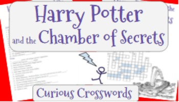 Harry Potter and the Chamber of Secrets (Book 2) Worksheet