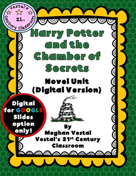 Harry Potter and the Chamber of Secrets {Digital Format Only}