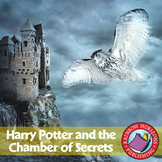 Harry Potter and the Chamber of Secrets Gr. 4-8