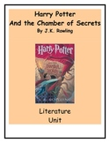 Harry Potter and the Chamber of Secrets Literature Unit