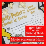 Harry Potter and the Chamber of Secrets Movie Scavenger Hunt