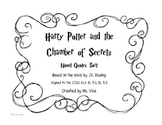 Harry Potter and the Chamber of Secrets Novel Quote Sort