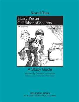 Harry Potter and the Chamber of Secrets - Novel-Ties Study Guide