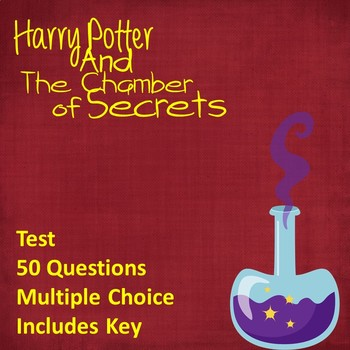 Harry Potter and the Chamber of Secrets Test