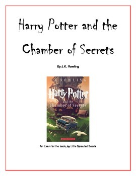 Harry Potter and the Chamber of Secrets, test