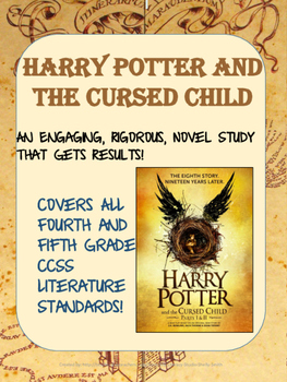 Harry Potter and the Cursed Child: A Script That Uses Socr