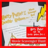 Harry Potter and the Deathly Hallows (Part-1) Movie Scaven