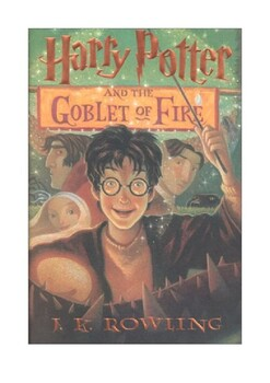 Harry Potter and the Goblet of Fire by J.K rowling