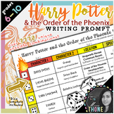 Harry Potter and the Order of the Phoenix Writing Prompt