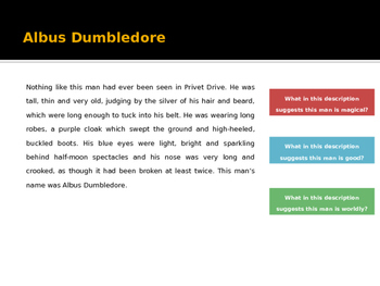 Harry Potter and the Philosopher's Stone - A full scheme and resources