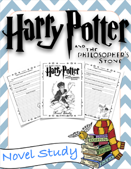 Harry Potter and the Philosopher's Stone Novel Study