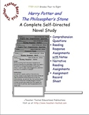 Harry Potter and the Philosopher's Stone: A Complete Novel Study