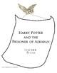 Harry Potter and the Prisoner of Azkaban Lesson Plan