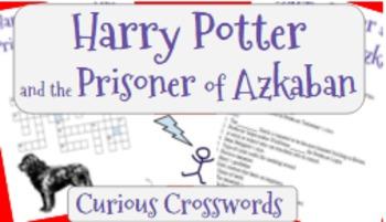 Harry Potter and the Prisoner of Azkaban (Book 3)- Worksheet