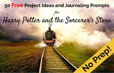 Harry Potter and the Sorcerer's Stone - 50 FREE Projects a
