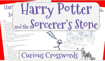 Harry Potter and the Sorcerer's Stone (Book 1) Worksheet