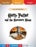Harry Potter and the Sorcerer's Stone, (Book Club Format - Making Inferences)