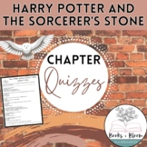 """""""Harry Potter and the Sorcerer's Stone"""" Unit-Long Resource"""
