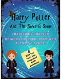 Harry Potter and the Sorcerer's Stone Comprehension Unit