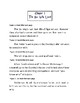 Harry Potter and the Sorcerer's Stone Curriculum Ch. 1