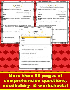 Harry Potter and the Sorcerer's Stone {Digital & PDF Included}
