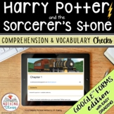 Harry Potter and the Sorcerer's Stone | Google Forms Editi