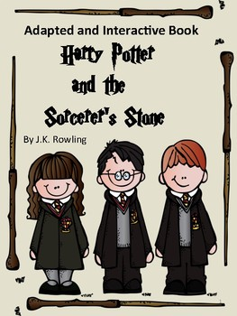 Harry Potter and the Sorcerer's Stone Interactive Book