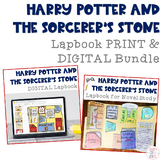Harry Potter and the Sorcerer's Stone Lapbook BUNDLE