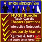 Harry Potter and the Sorcerer's Stone NOVEL STUDY Bundle P