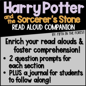 Harry Potter and the Sorcerer's Stone Read Aloud Companion