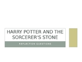 Harry Potter and the Sorcerer's Stone: Reflection Questions PPT