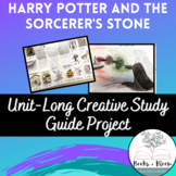 Harry Potter and the Sorcerer's Stone Unit-Long Creative S