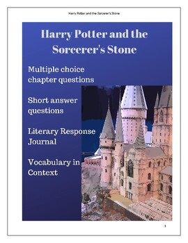 Harry Potter and the Sorcerer's Stone - the Definitive Guide