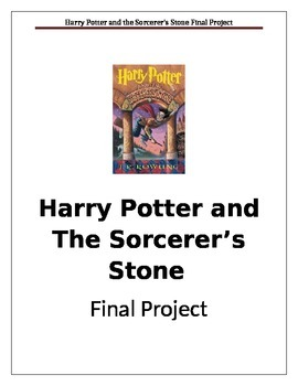 Harry Potter and the Sorcerer's Stone Final Project