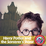 Harry Potter and the Sorcerer's Stone Gr. 4-8