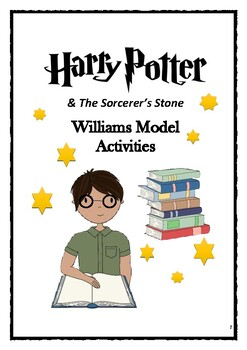 Harry Potter and the Sorcerer's Stone Higher Order Thinking Tasks