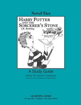 Harry Potter and the Sorcerer's Stone - Novel-Ties Study Guide