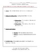 Harry Potter and the Sorcerer's Stone Complete Literature and Grammar Unit