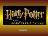 Harry Potter and the Sorcerer's Stone Review Jeopardy