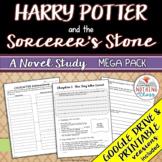 Harry Potter and the Sorcerer's Stone Novel Study Unit
