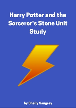 Harry Potter and the Sorceror's Stone Unit Study